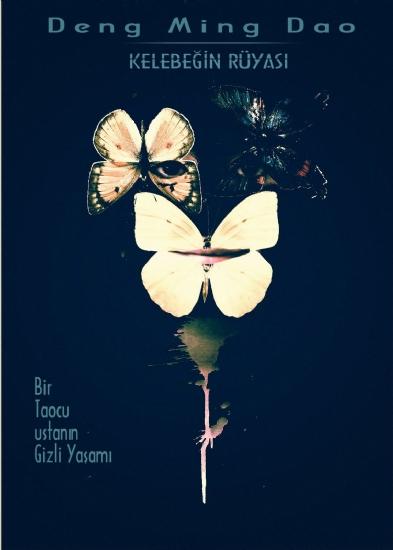 Kelebeğin Rüyası - Kitap Tanıtım Afişi