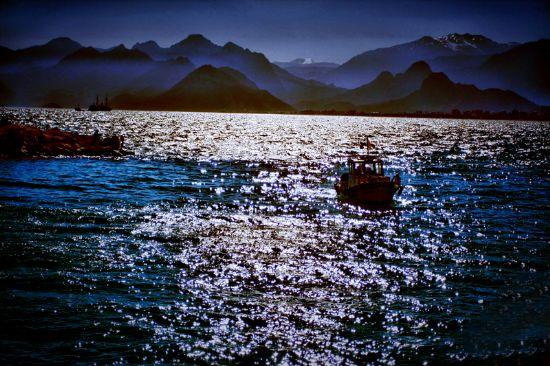 Meçhule Giden Bir Gemi Kalkar Bu Limandan Fotoğraf Samet Işık
