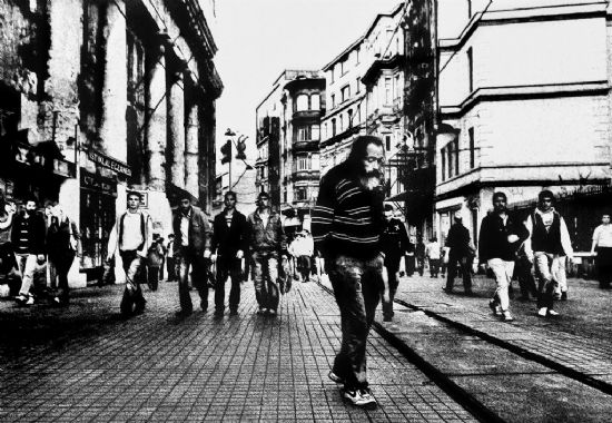 Some_one On The Street_{istiklal}