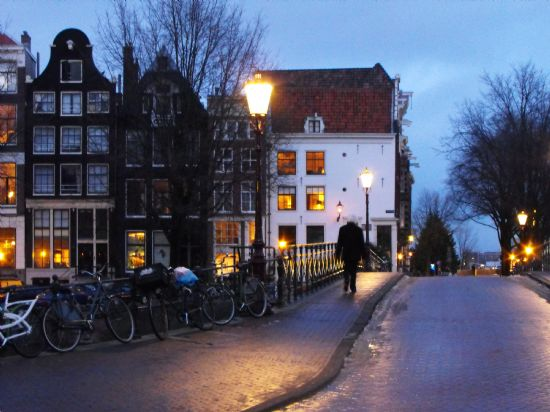 Amsterdam - Hollanda