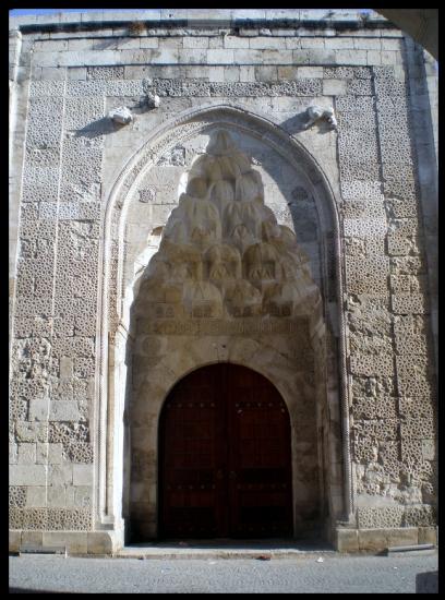 Şifaiye Medresesi Taç Kapısı - Fotoğraf: Hüseyin Canpolat