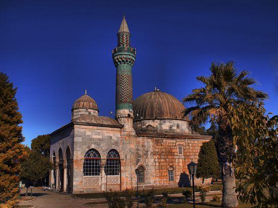 İznik Yeşil Camii - Fotoğraf: Orhan Turhan