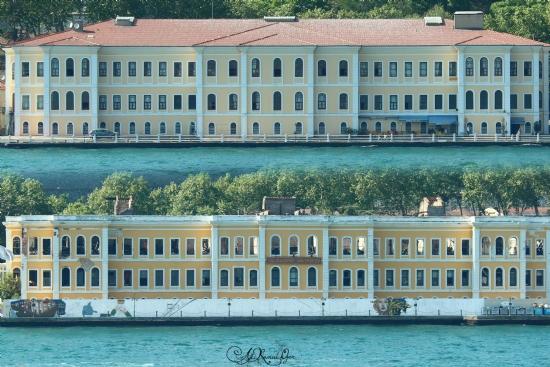 Galatasaray universitesi yangin fotograflari 67