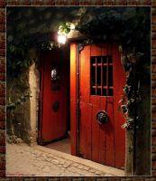 Han Kapısı  (alaçatı)
