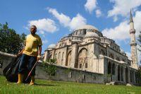 Çıraklık Eserimdir -şehzade Cami (istanbul)