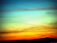 Renklerin Dansı(gökyüzü Ve Bulutlar)