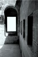 İshakpaşa Sarayının Küçük Bir Odası..