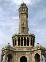 �zmir Saat Kulesi