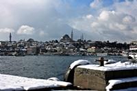 Karda İstanbul...