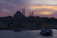 İstanbul'da Bir Günbatımı Daha..