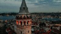 Galata Kulesinden İyi Seyirler..