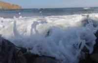 Bozcaada Denizi Böyle Olur