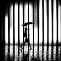 Yağmurlu Gece