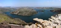 Bergama Akropol'den Kestel Baraj Gölü