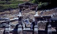 Efes Antik Kentinden Bir Görüntü