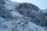Dorukkiriş'ten Kış Görüntüsü