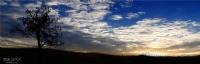 Panaromik Gün Batımı