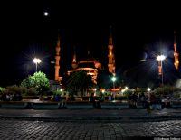 Sultanahmet'te Gece