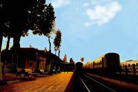 İstasyonda Sabah