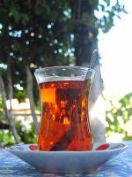 Şirince'de Çay Keyfi