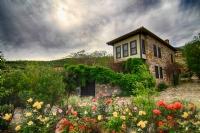 Bir Köy Evi...
