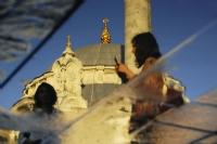 Ortaköy Camii-yansıma