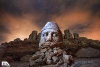 Nemrut Dağı Gece Pozlama