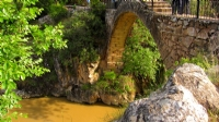 Clandras Köprüsü, Karahallı, Uşak