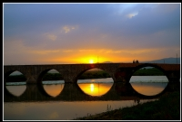 Murat Köprüsünde Sohpet