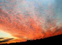 Gökyüzü Muhteşem...