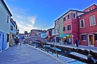 Venedik-murano Burano Island