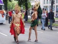 Münih  Homo Sexüel Resmi Geçit