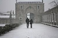 Karda Yürümek...