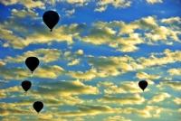 Balonların Dünyası