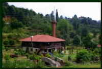 Hemşin Köyü Camii - 2