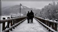 Sevgi Soğukta Isıtır...