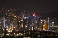 Ankara Gece Fotoğrafı