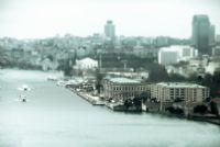 Sisli Bir Günde İstanbul..