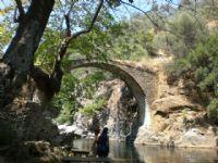 Romalılar'dan Kalma Başdeğirmen Köprüsü