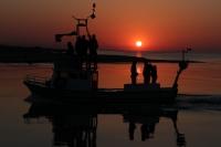 Balıkçının Gün Batımı