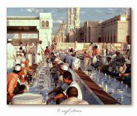 Medine'de İftar Vakti...