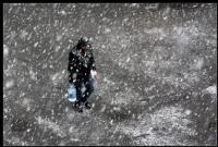 Kış Geldi....