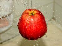 Bir Elma Ve Saniyenin Binde Biri