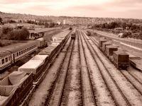 Tren Garından Samsun
