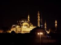 Galata'dan Işıltılı Bir Gece...