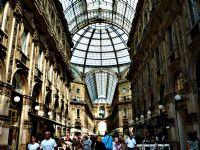 La Galleria Vittorio Emanuele Iı Di Milano