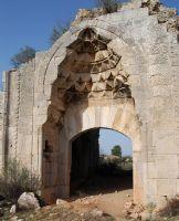 Evdir Han Giriş Kapısı