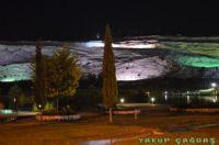 Pamukkalede Gece