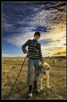 Coban-shepherd