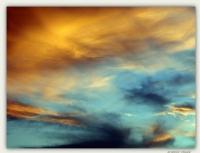 Hazan Akşamları(gökyüzü Ve Bulutlar-2)